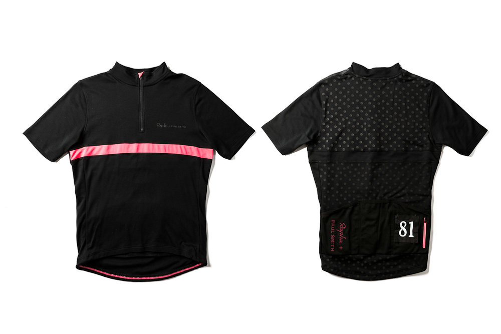The Rapha + Paul Smith Maglia Nera Jersey
