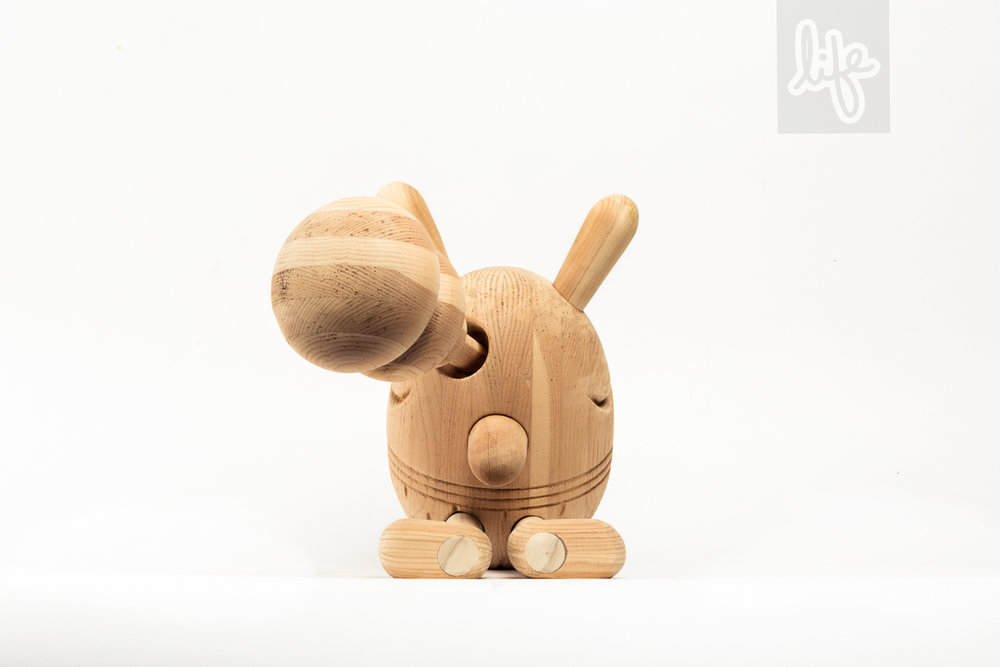 LIABD-Jeremyville-Jethro-raw-wood-frontview