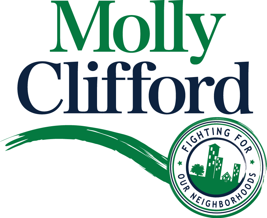 Molly Clifford Rochester City Councilmember