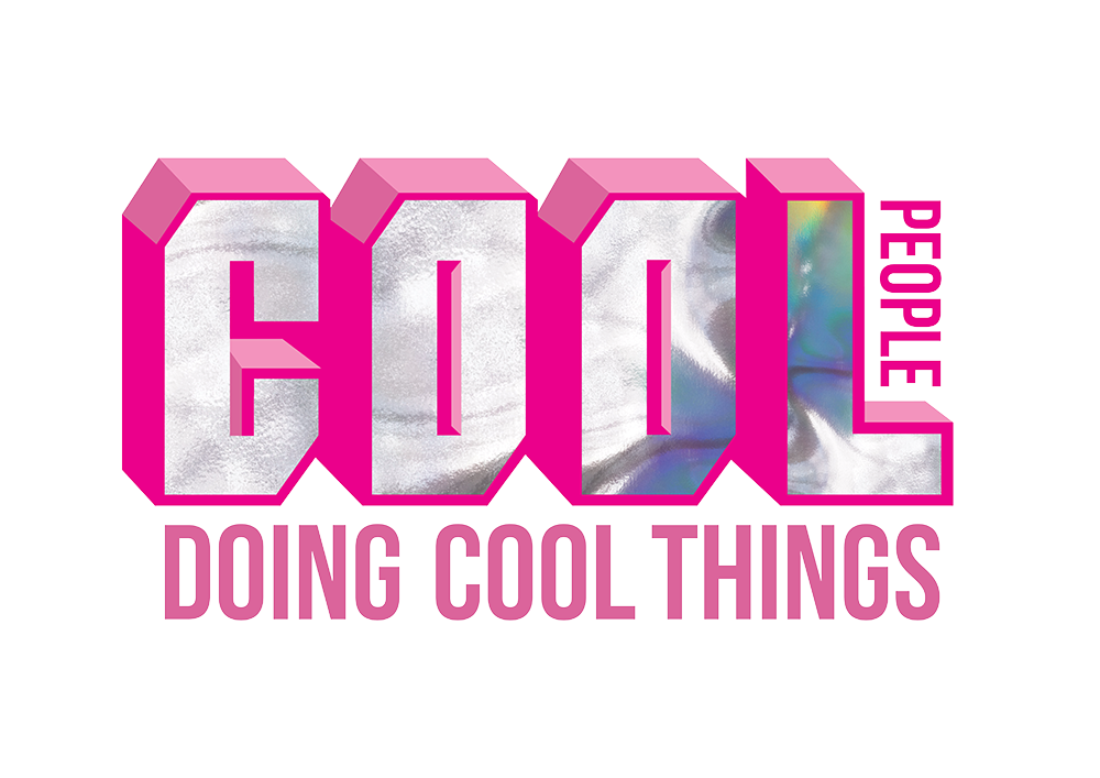 cool people Used to refer to a single friend who's coolness is beyond that of a single person but so great it can be valued at theat of many peoples.