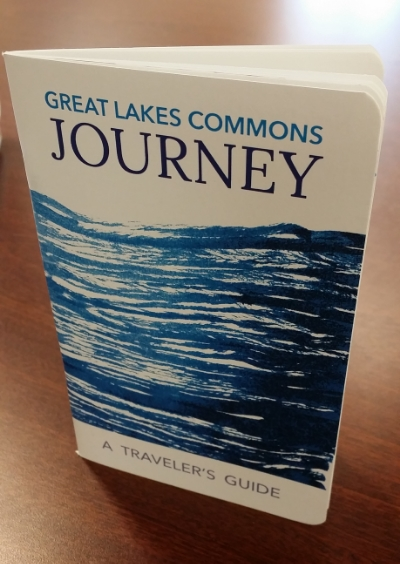 We made a Journey Guide to help find our way.