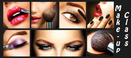 how to teach a makeup class
