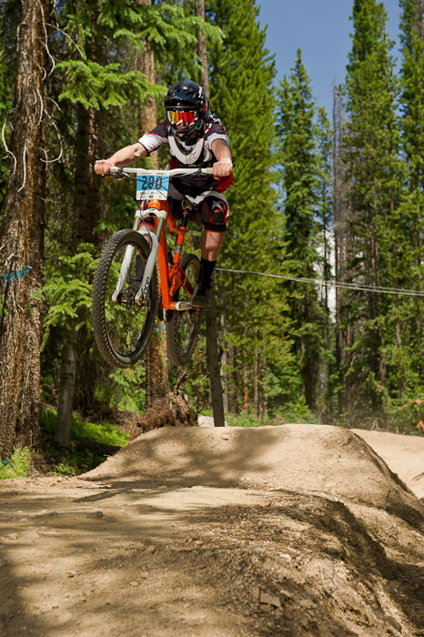 "2011. Air DH. Back when the event was called Crankworx Colorado and people rode 26"" wheels. Photo: Connor Walberg / VitalMTB"