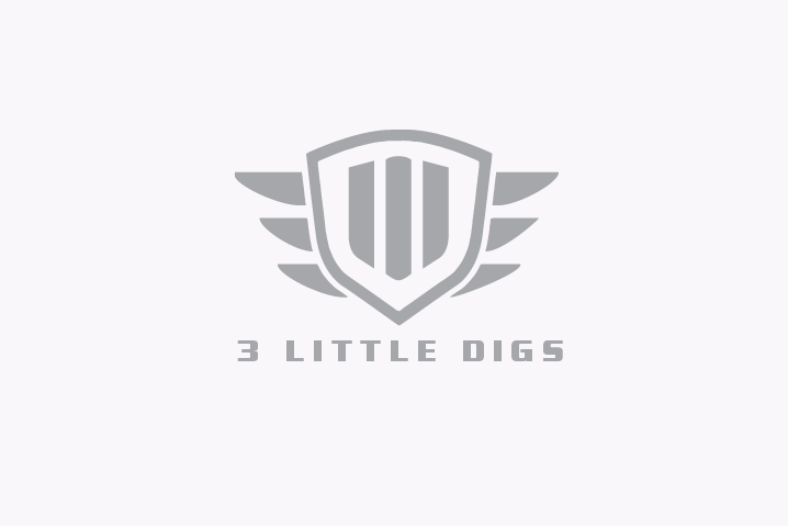 3 Little Digs
