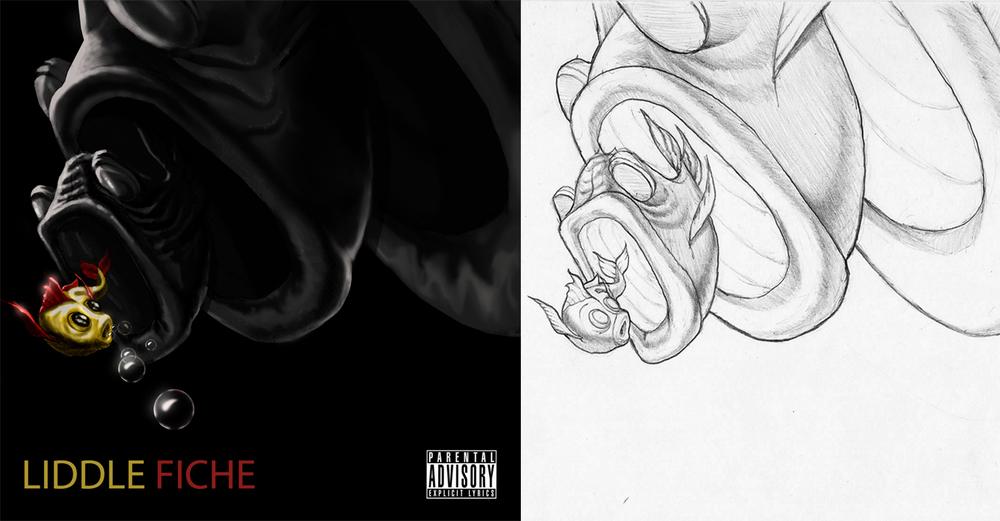 Liddle Fiche Album cover
