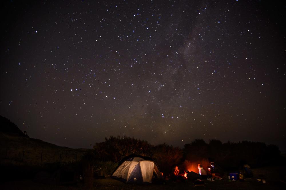Campfire fairytales