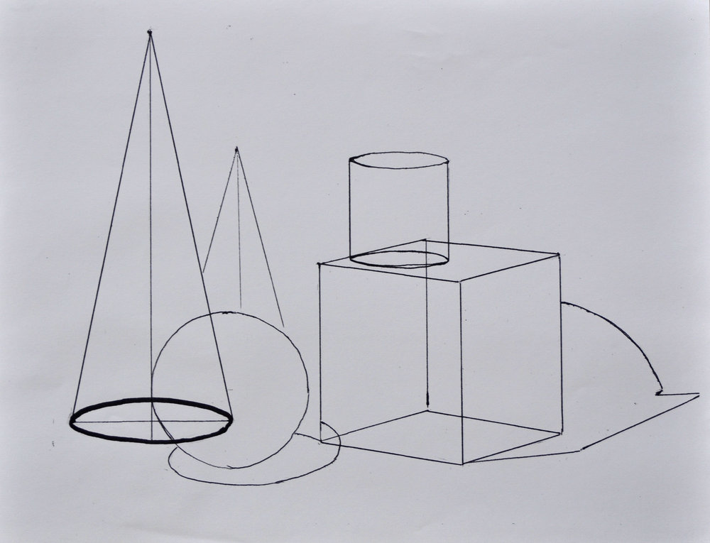 - Linear Geometric Solids