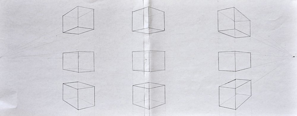 - Theoretical Perspective Drawing