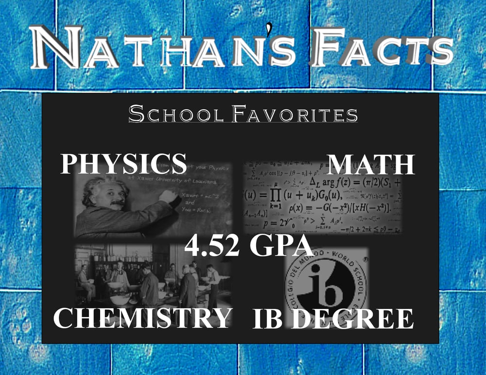 Nathans Facts School.JPG