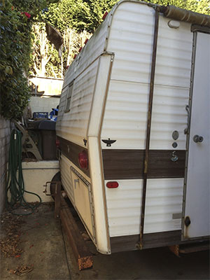 1970 Terry Trailer Back