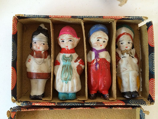 Weatherbird Penny Dolls