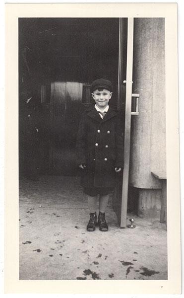 Dad April 1937