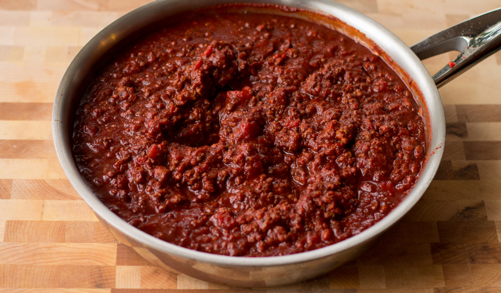 beef bolognese recipe sauce