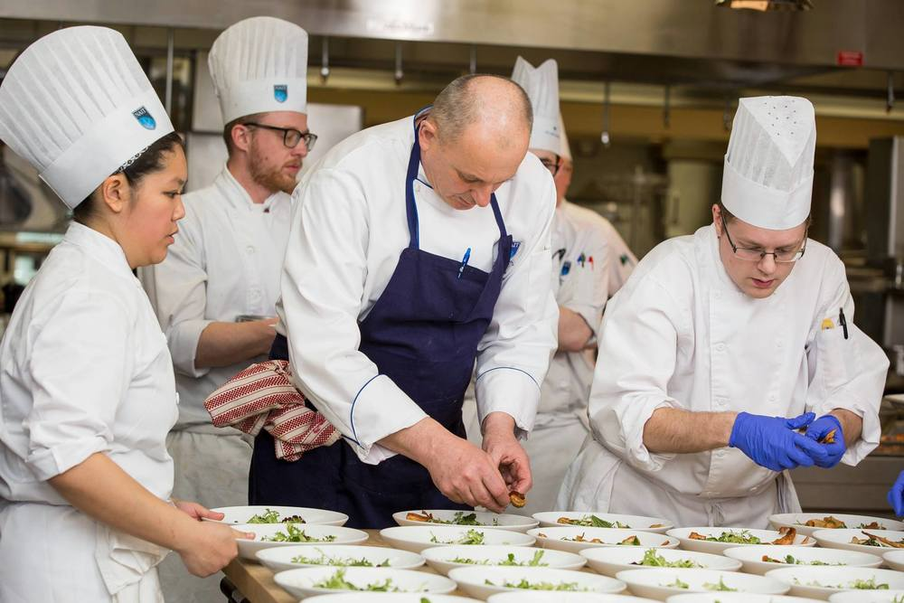 NAIT's Chef In Residence Program