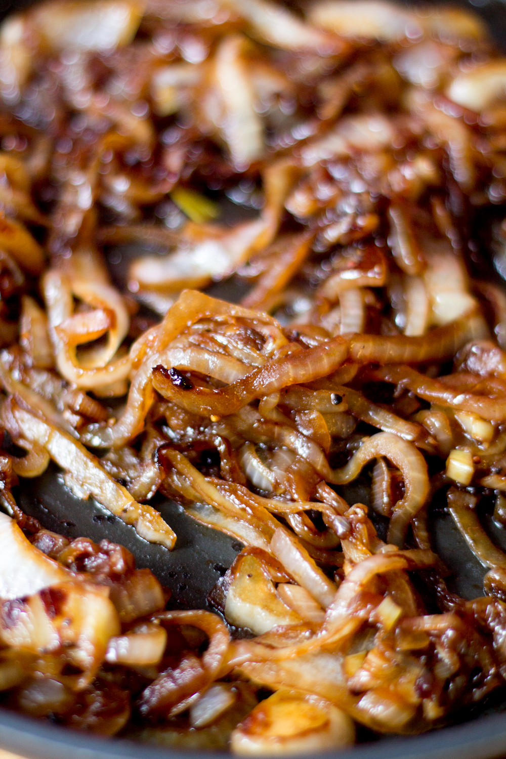 Maple Caramelized Onions Recipe — Dishmaps