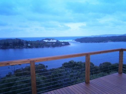 View from Fisherman's Lodge, Maitraya, Nanarup Beach, Albany.