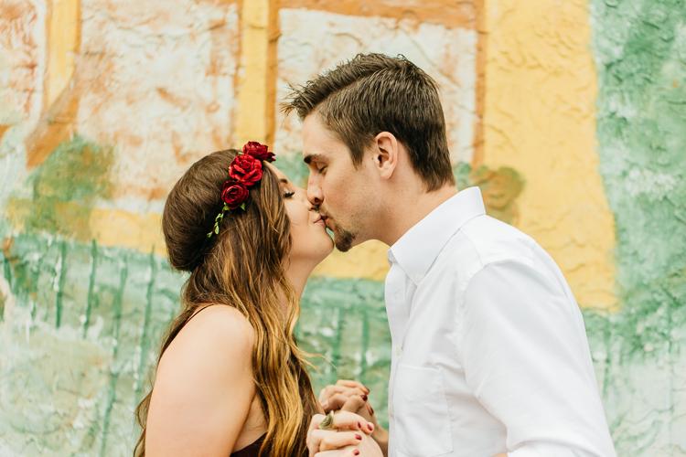 Zac + Shannon | Engagement