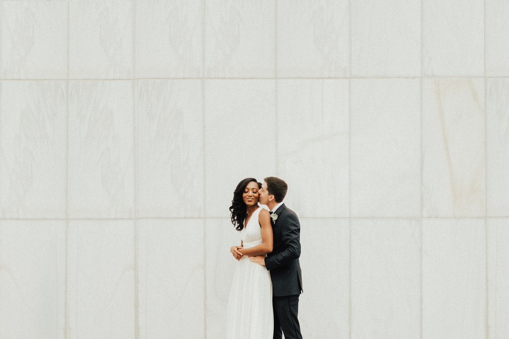 Travis + Tanay | Tampa Heights Wedding