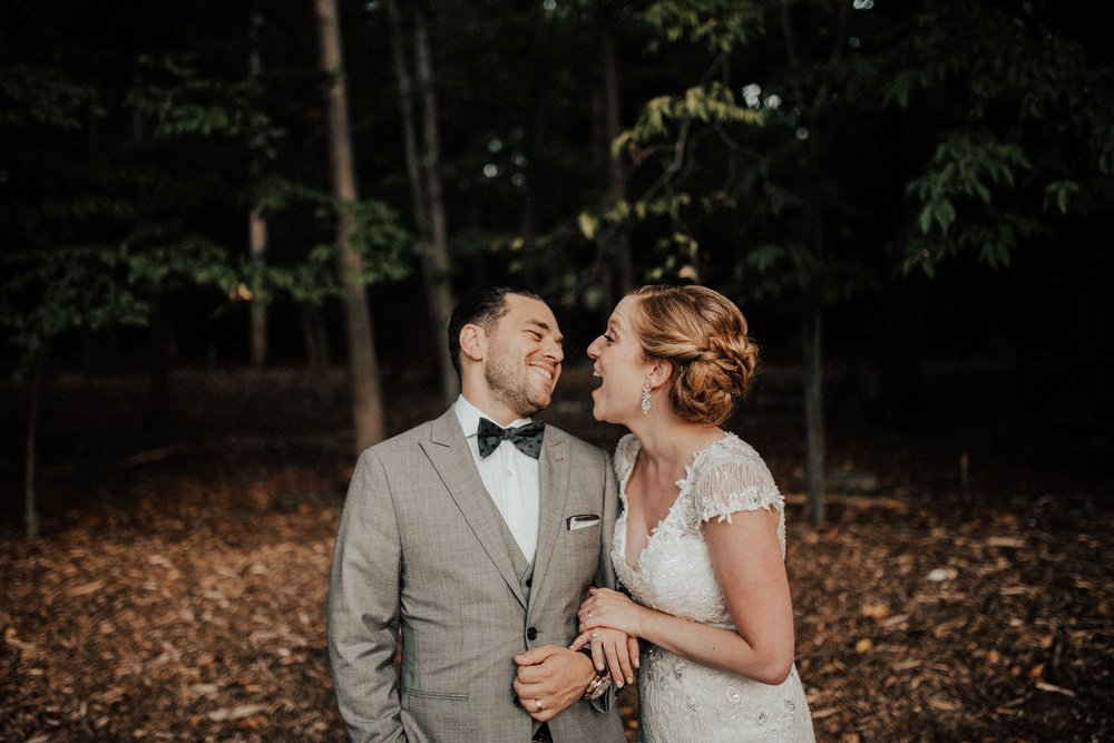 Alex + Michelle | New York Wedding