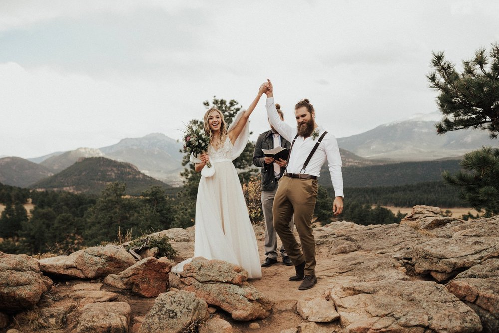 Ty + Stacey | Colorado Elopement