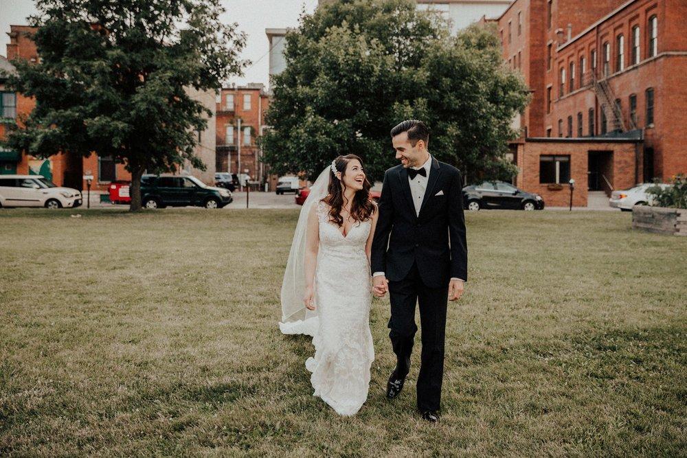 Joao + Cassie | Ohio Wedding