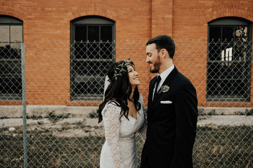 Matt + Vanessa |        Tampa Heights Wedding