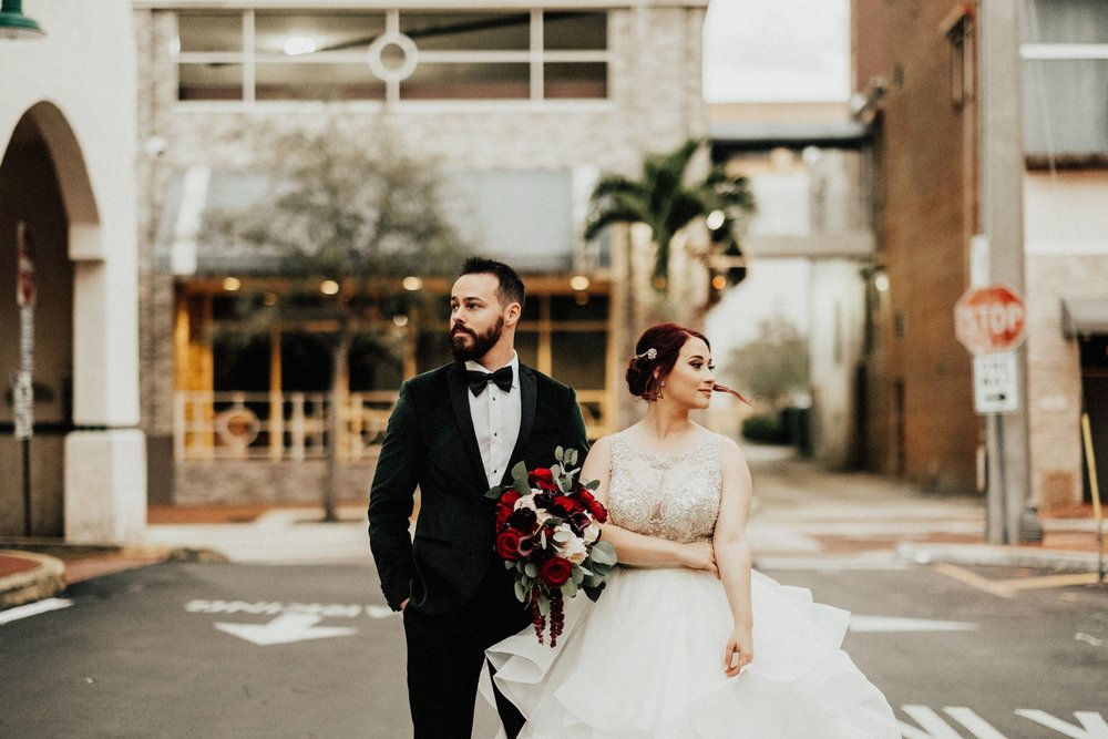 Brett + Michelle | Fort Lauderdale Wedding