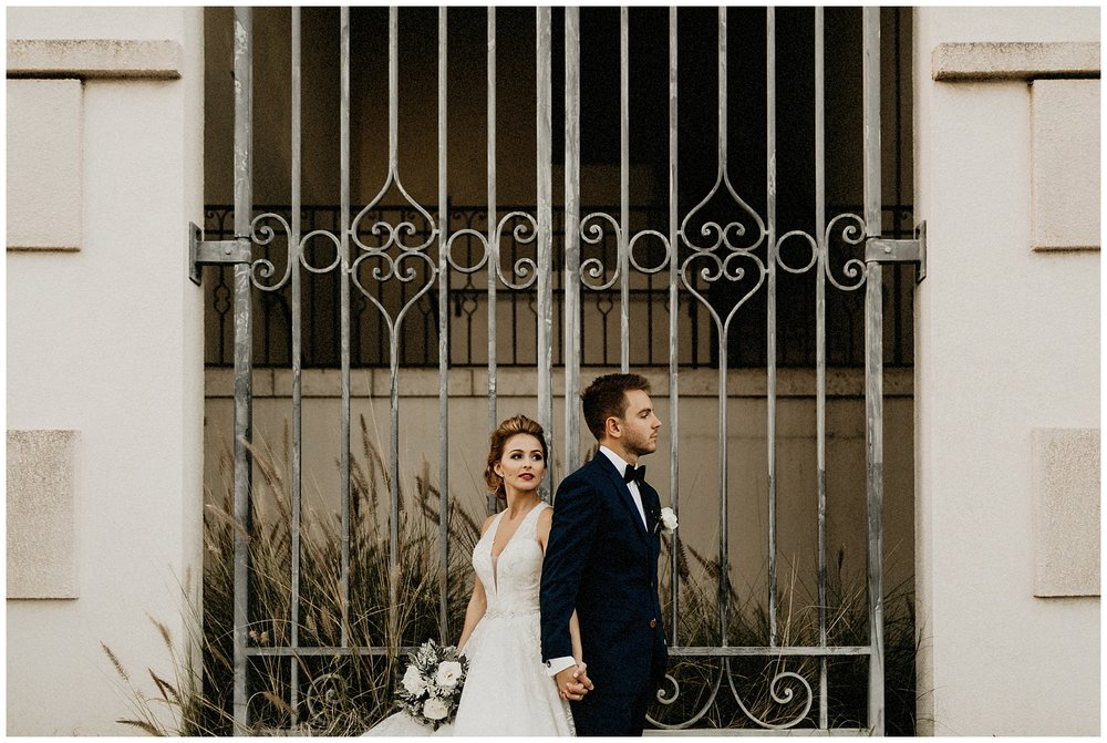 Jake + Johanna | Tampa Wedding