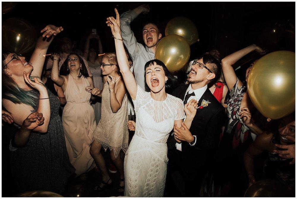 Jon + Jen | New York Wedding