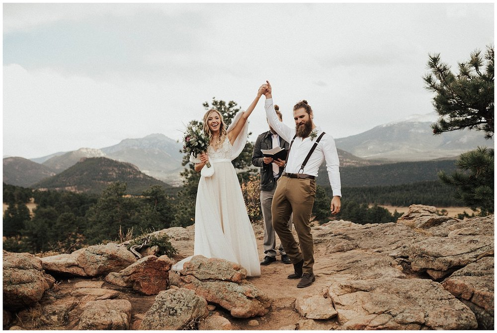 Ty + Stacey | Colorado | Elopement