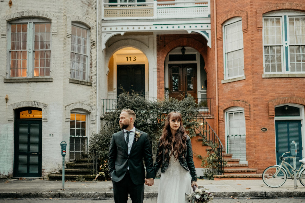 Will + Alicia | Georgia | Elopement