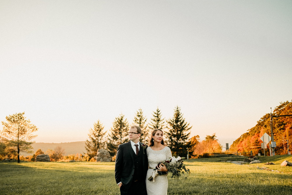Zach + Dierdre | Pennsylvania