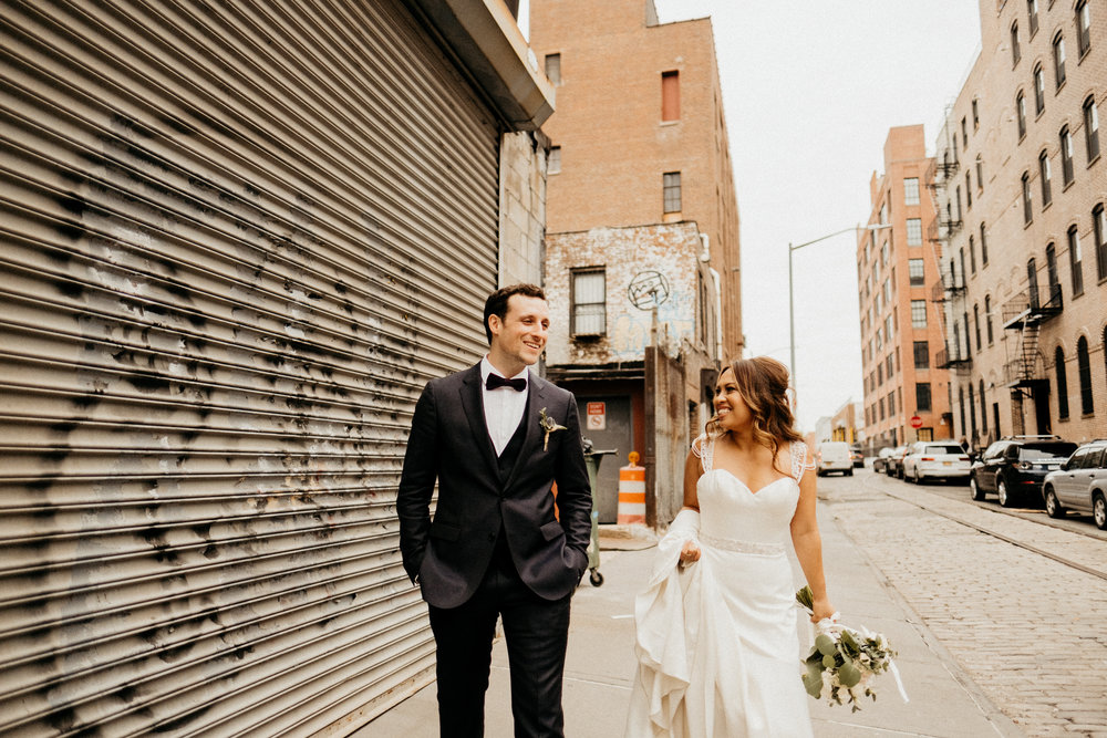 Julien + Katrina   NYC