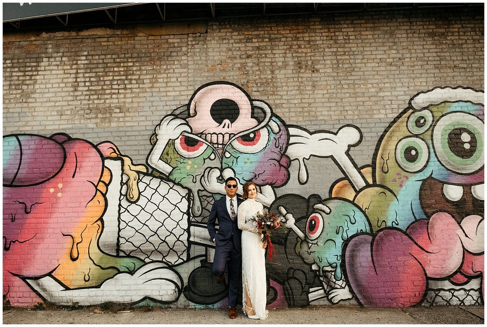 Gwan + Christina | Brooklyn