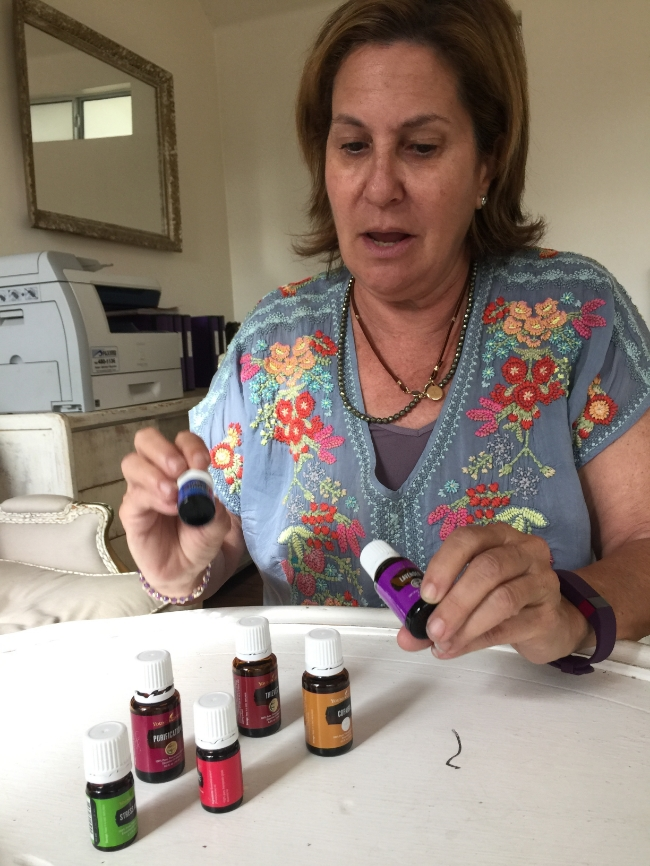 Jeanne began using essential oils on her son at the age of 5 for immunity and overall wellness. He is now 19 and continues to use essential oil therapy to alleviate testing anxiety.