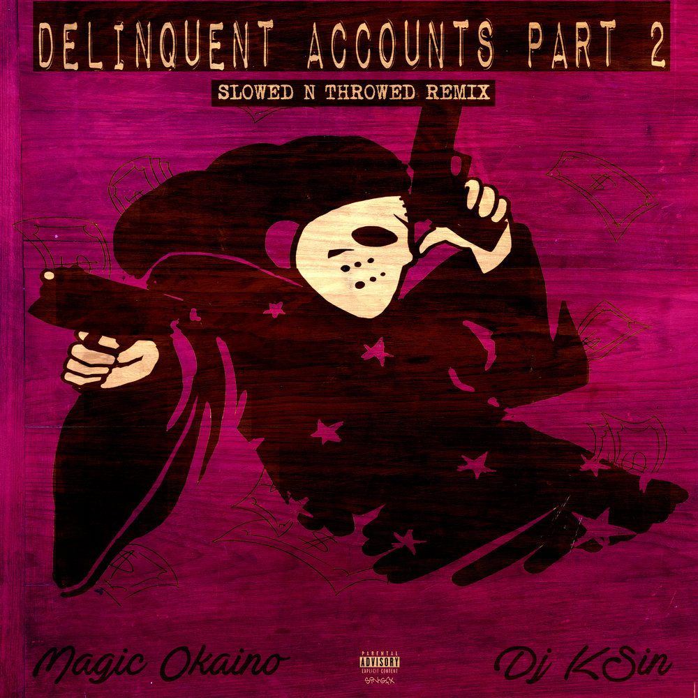 Magic - Okaino - Delinquent -Accounts - part 2 - okaino.com - Hosted by - DJ KSin- hiphop - rap - mixtape