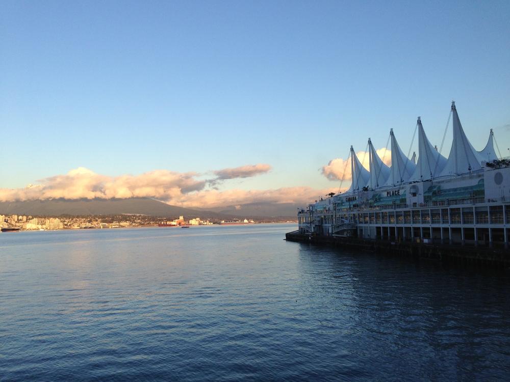 Vancouver Harbour.