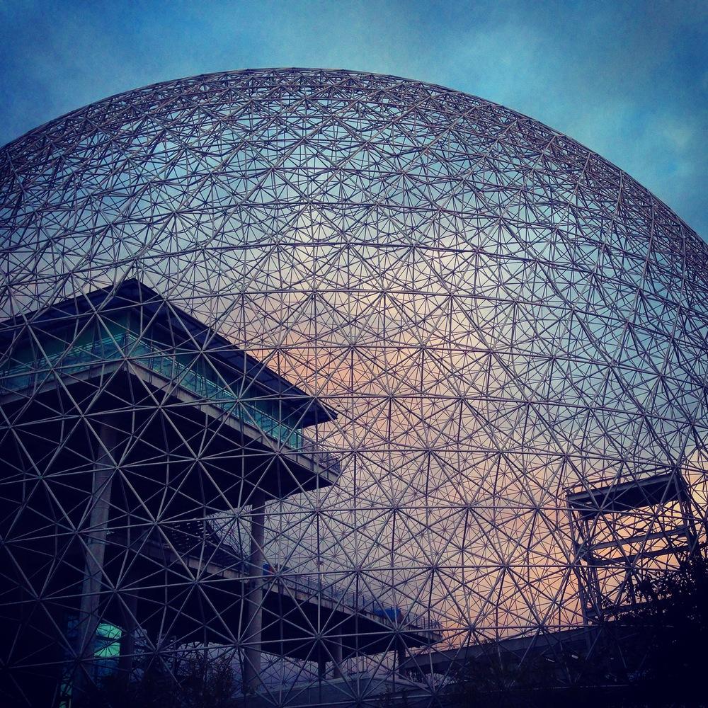 Biodôme in Montréal, QC.