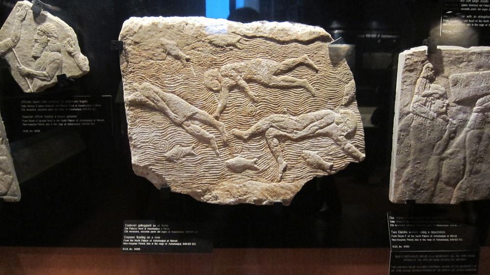Assyrian art.