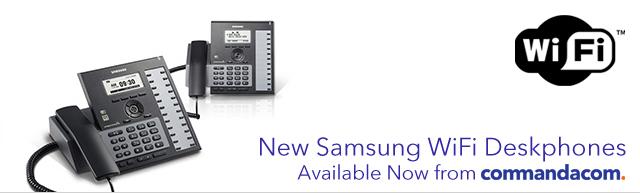 Samsung WiFi Deskphones