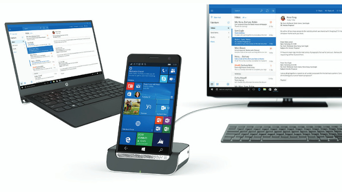HP Elite X3 Device