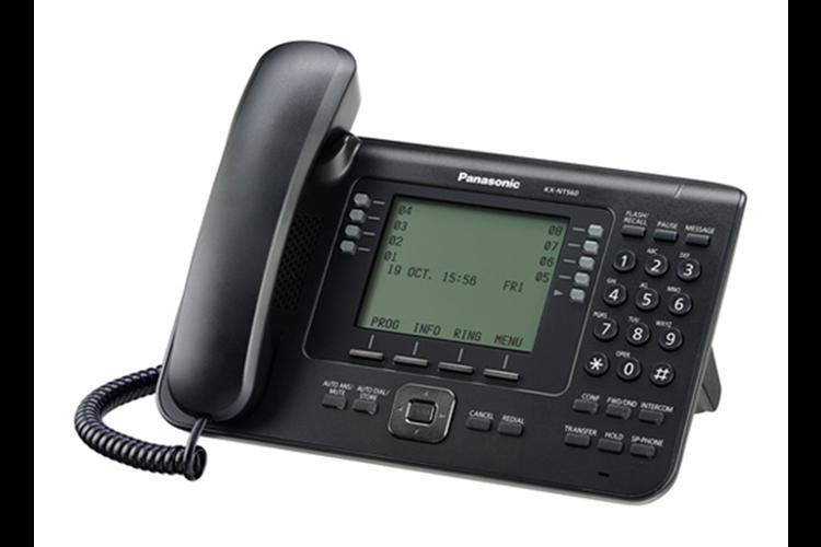 Panasonic KX-NT560 Executive IP Phone