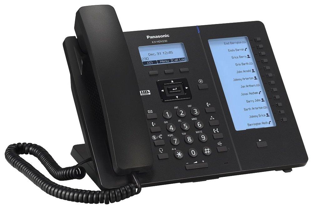 Panasonic KX-HDV230 SIP Deskphone