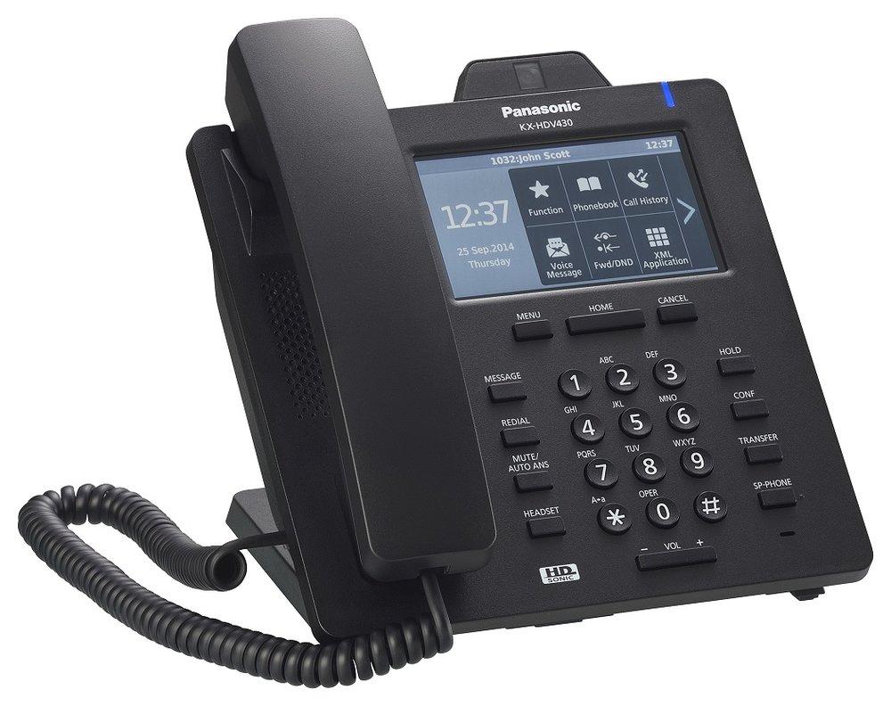 Panasonic KX-HDV430 SIP Deskphone