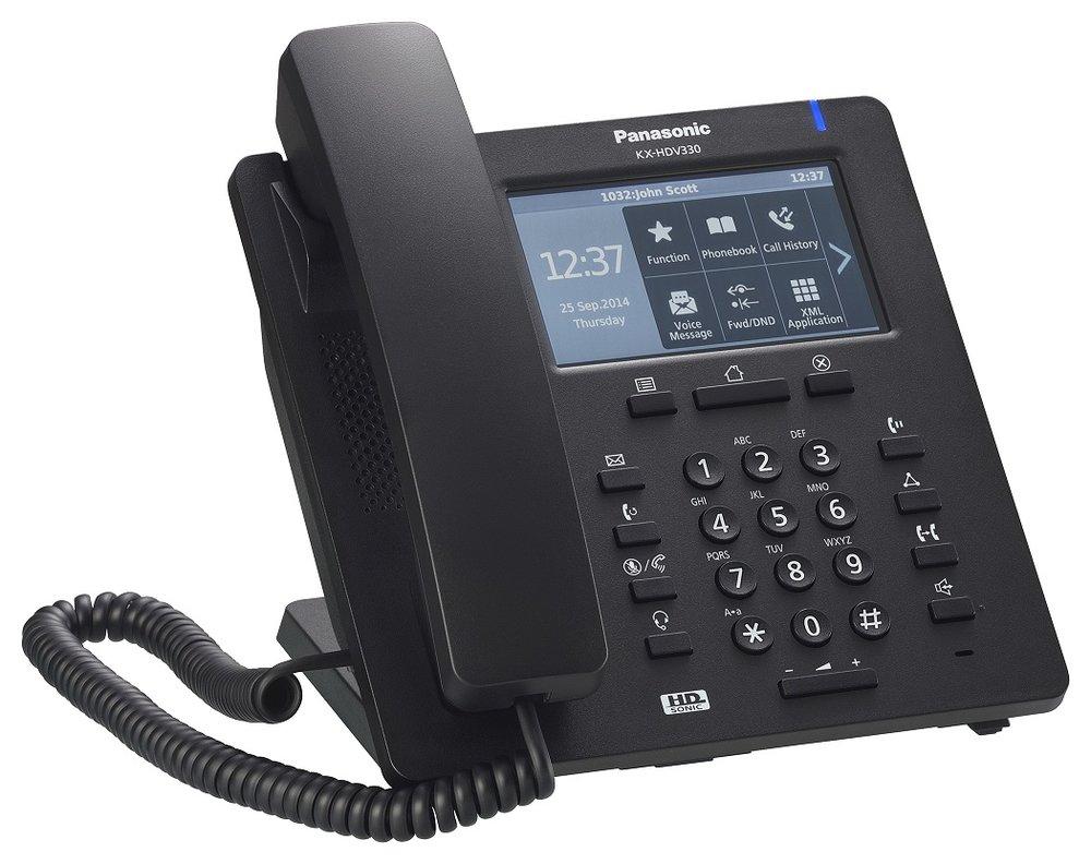 Panasonic KX-HDV330 SIP Deskphone