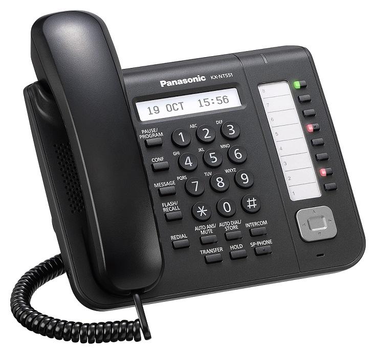 Panasonic KX-NT551 IP Deskphone