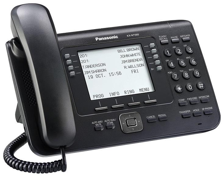 Panasonic KX-NT560 IP Deskphone