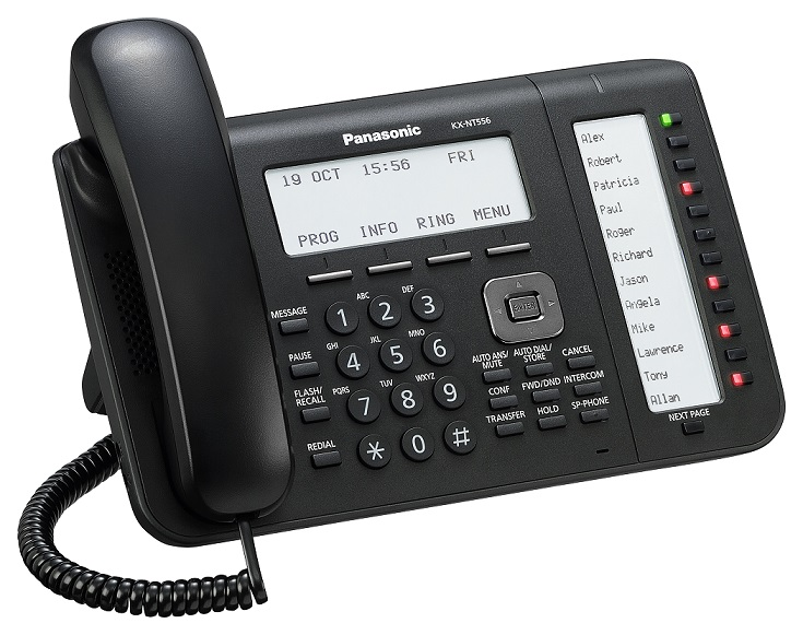Panasonic KX-NT556 IP Deskphone