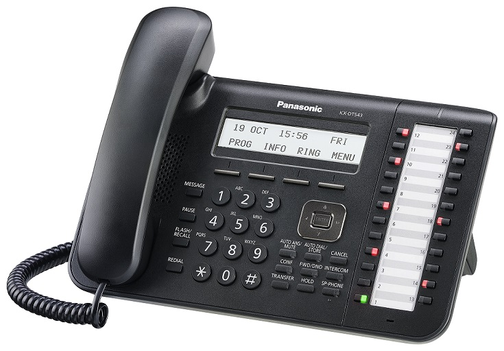 Panasonic KX-DT543 Digital Handset