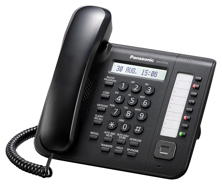 Panasonic KX-DT521 Digital Handset